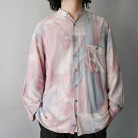 like a abstract painting shirt /unisex