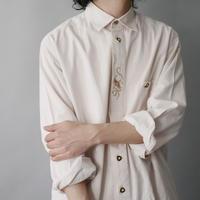 pale pink Tyrol shirt /unisex