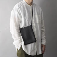 leather pouch bag by Shadylane/unisex