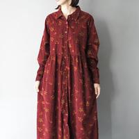 corduroy 2way gown⇄dress