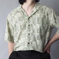 L.L.Bean aloha shirt/unisex