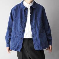 80s French work jacket/unisex