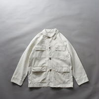 Euro linen 4 pockets coverall