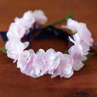 花かんむり SAKURA(サクラ)アーティフィシャルフラワー