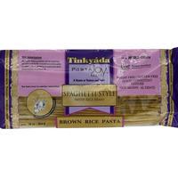 玄米スパゲッティースタイル