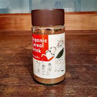 オーガニック穀物コーヒー ≪ノンカフェインのコーヒー風飲料≫