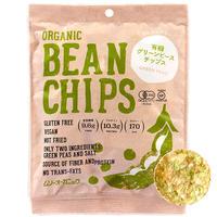 有機グリーンピースチップス〜原料は豆と塩だけ〜
