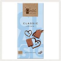iChocオーガニックチョコレートプレーン