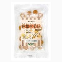 オーサワの蓮根生姜飴ハードタイプ〜砂糖不使用〜