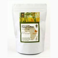 エチオピア ベレテ・ゲラ のコーヒー 焙煎200g 粉 【エチオピアの自生するコーヒー】【オーガニック】【天日乾燥】