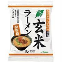 オーサワ ベジ玄米ラーメン 坦々麺