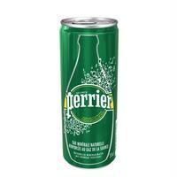 ペリエ330ml 缶 フランス産ナチュラルウォーター炭酸