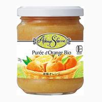 砂糖不使用 有機オレンジスプレッド