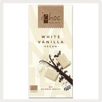 iChocオーガニックチョコレートホワイトバニラ