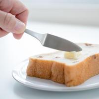 ステンレス バターナイフ(左右兼用)