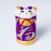 いろ猫(紫) - Iro neko