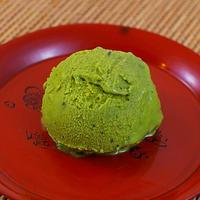【根本園】濃茶アイス(茶葉)