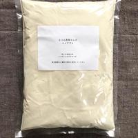 自家採種 準強力粉 ユメアサヒ 500g