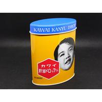 カワイ 肝油ドロップSの空缶 現行品