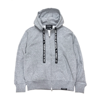 HEAVY ONZ ZIP PK  / GREY / M / L / XL