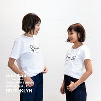 「BROOKLYN」Tシャツ/UNISEX/WM/S/M/L/XL