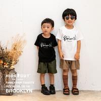 「BROOKLYN」Tシャツ/KIDS/90/100/120/140