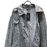 DEADSTOCK チェコ軍 M-60 raindropcamo-coat / 2B