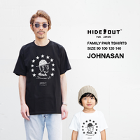 「JOHNASAN」Tシャツ/KIDS/90/100/120/140