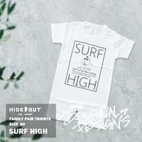 「SURF HIGH」ロンパース/BABY/80