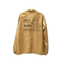 コーチジャケット「wonderfull」beige / s / m / l