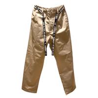 TC TWILL EASY PANTS / BEIGE / M / L / XL