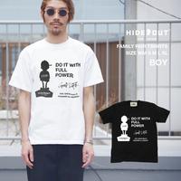 「FUKUOKA BOY」Tシャツ/UNISEX/WM/S/M/L/XL