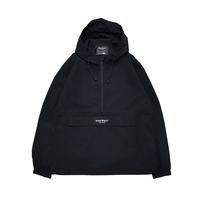 ナイロンアノラック BLACK / M / L / XL