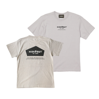 1POINT×BACKPRINT「BASIC-LOGO」 L.GREY / s / m / l / xl