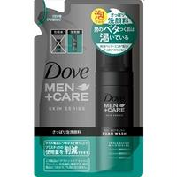 ダヴメン+ケア オイルリフレッシュ 泡洗顔料 つめかえ用 120ml