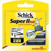 シック スーパー2プラス替刃(9コ入)