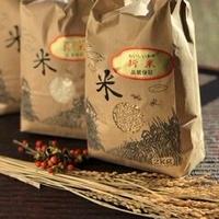 天日干し無農薬(特別栽培米)コシヒカリ【玄米:2キロ】