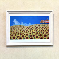 「盛夏の丘」オリジナル・ジクレー作品