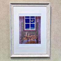 「月の光」オリジナル・ジクレー作品