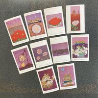 「PINK」ポストカードセット(10枚)