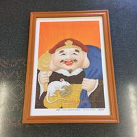 「大黒様」オリジナル・プリントアート作品