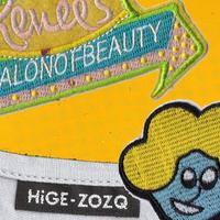 CD:髭 『ZOZQ』