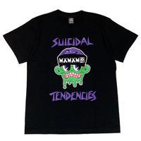 "SUICIDAL TENDENCIES x MxMxM ""MAGICAL MOSH SKUM-kun"" TEE"