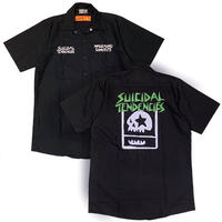 "SUICIDAL TENDENCIES x MxMxM ""MAGICAL TENDENCIES"" WORK SHIRT"