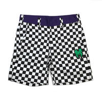 MAGICAL MOSH MISFITS CHECKER MOSH WORK SHORTS