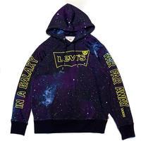 STAR WARS™ X LEVI'S® グラフィックフーディー BW BLACK
