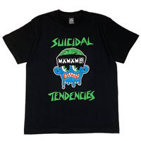 "SUICIDAL TENDENCIES x MxMxM ""MAGICAL MOSH SKUM-kun"" TEE"