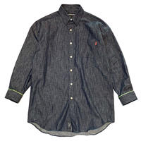 ROLLINGCRADLE DENIM SHIRT