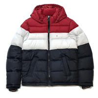 TOMMY HILFIGER CLASSIC HEAVY WEIGHT HOODY PUFFER