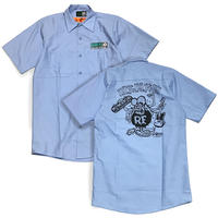 "RATFINK x MxMxM ""MAGICAL MOSH RATFINK"" WORK SHIRT"
